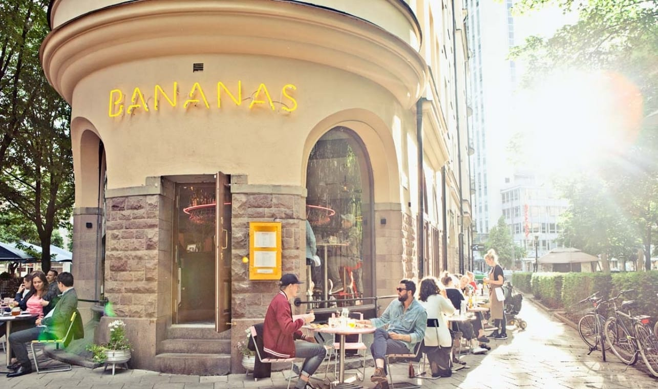 Bananas Restaurant