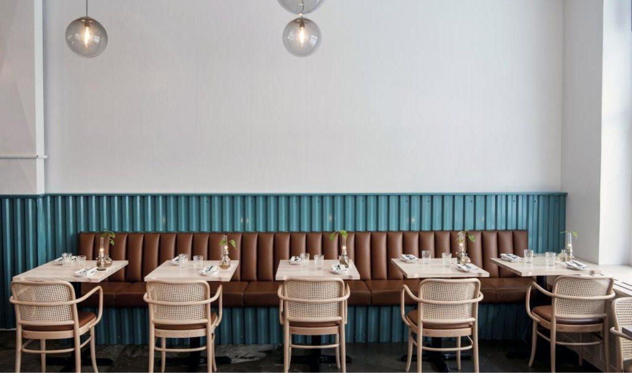 Symbios restaurant