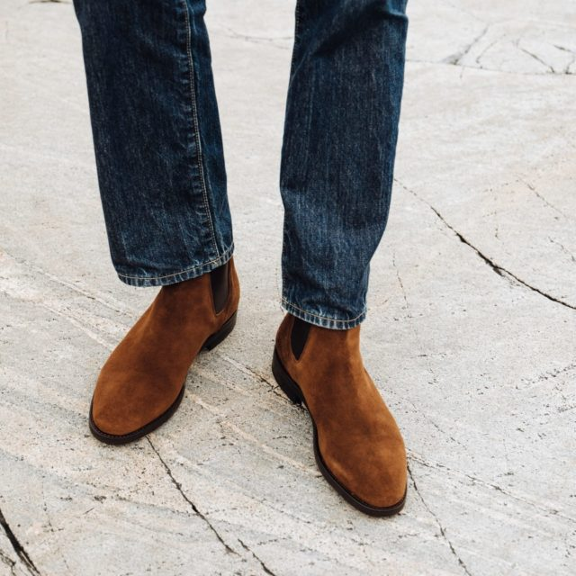Winter Shoes for men Chelsea Boot