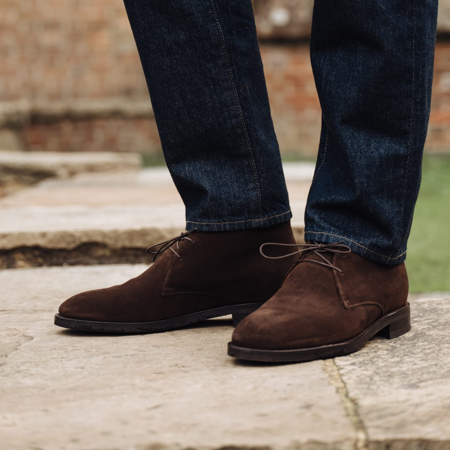 Winter Shoes for men Chukka Boot