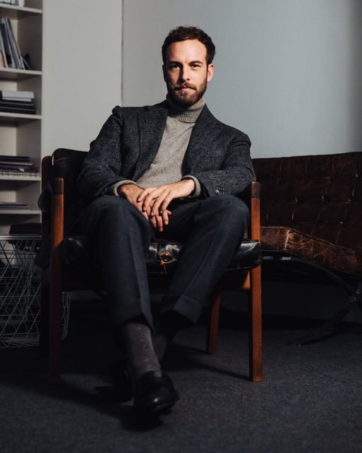 andreas Weinås in Morjas Penny Loafers