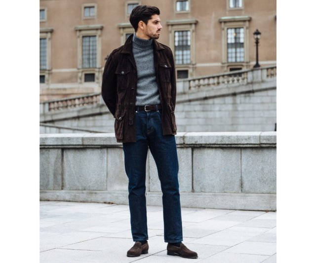 How to style the Penny Loafer 6